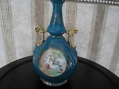 VTG Royal SAXE German Fancy URN/Vase