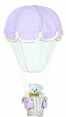 Orange/anis PMP-LAMPADA A MONGOLFIERA COLORE VIOLA/BIANCO Nuovo Baby Product
