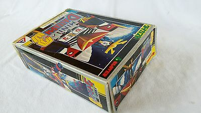 Daitarn 3 Robot Solo Only Box Scatola Originale Clover Made In Japan 1970 Mazing