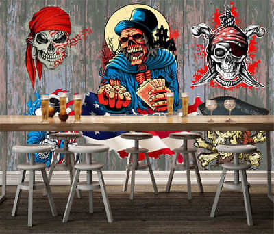 The Wildest Gambling Full Wall Mural Photo Wallpaper Printing 3D Decor Kid Home