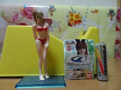 Bandai DOA Dead or Alive Gashapon Figure Part 2 Sexy Beach VolleyBall Helena Red