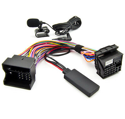 BLUETOOTH ADAPTER OPEL Corsa D Astra H CD30MP3 CDC40 Radio mit Freisprechanlage