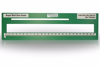 Royal mail ppi letter size guide post office postal price postage royal mail ppi letter size guide ruler post office postal price postage in green spiritdancerdesigns Gallery
