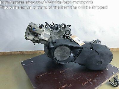 Aprilia Scarabeo 500 (1) 04' Engine Motor Assembly 20k miles