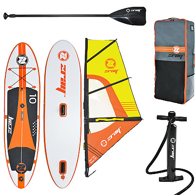 Pack Stand Up Paddle ZRay SUP W1 10'
