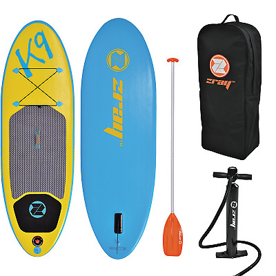 Pack Stand Up Paddle ZRay SUP SK9 Kids 8'