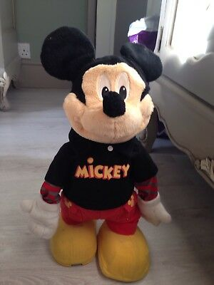 Disney Mickey Interactive Sing And Dance Star