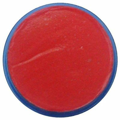 Snazaroo 18ml CLASSIC BRIGHT RED Fancy Dress Party Stage Make Up Halloween