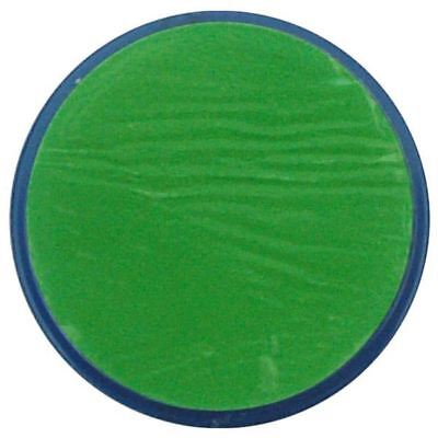 Snazaroo 18ml CLASSIC BRIGHT GREEN Fancy Dress Party Stage Make Up Halloween