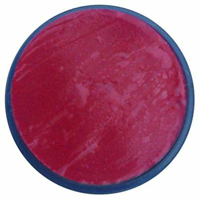 Snazaroo 18ml CLASSIC BURGUNDY Fancy Dress Party Stage Make Up Halloween