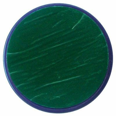 Snazaroo 18ml CLASSIC DARK GREEN Fancy Dress Party Stage Make Up Halloween
