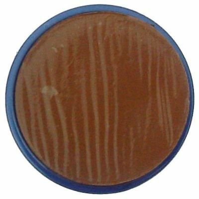 Snazaroo 18ml CLASSIC LIGHT BROWN Fancy Dress Party Stage Make Up Halloween