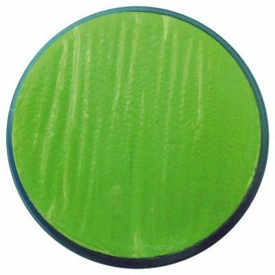 Snazaroo 18ml CLASSIC LIME GREEN Fancy Dress Party Stage Make Up Halloween