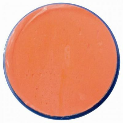 Snazaroo 18ml CLASSIC ORANGE Fancy Dress Party Stage Make Up Halloween