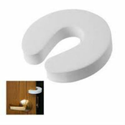 Best 4Pc Baby Child Safety Door Guard Kids Finger Protector Stoppers Jammer-DIY