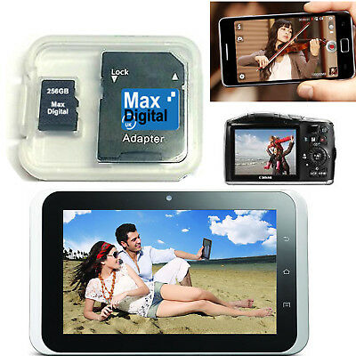 256GB MICRO SD MEMORY CARD FOR MOBILE PHONE , CAMERA ,TABLET , etc ✓ UK WARRANTY