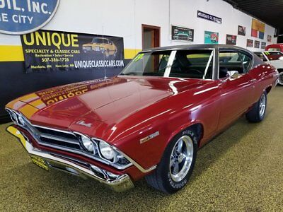 1969 Chevrolet Chevelle  1969 Chevrolet Chevelle 2dr Hardtop, drive anywhere! TRADES/OFFERS?