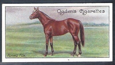 Ogdens-Racehorses Horse Racing-#19- Flying Fox