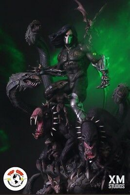 XM Studios Top Cow The Darkness Statue