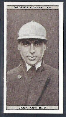 Ogdens-Steeplechase Celebrities-#02- Top Quality Horse Racing Card!!!