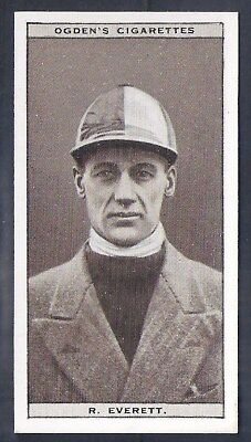 Ogdens-Steeplechase Celebrities-#12- Top Quality Horse Racing Card!!!