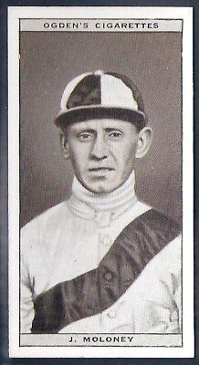Ogdens-Steeplechase Celebrities-#25- Top Quality Horse Racing Card!!!