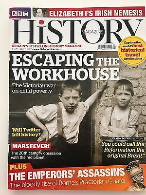 BBC History Magazine March 2017 Escaping the Workhouse Rome's Praetorian Guard +