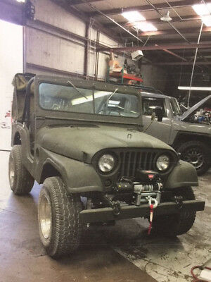 1954 Willys Jeep M38A1 in Excellent Condition