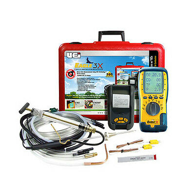 UEI C157OILKIT Eagle 2X Combustion Analyzer Oil Service Kit, Extended Life