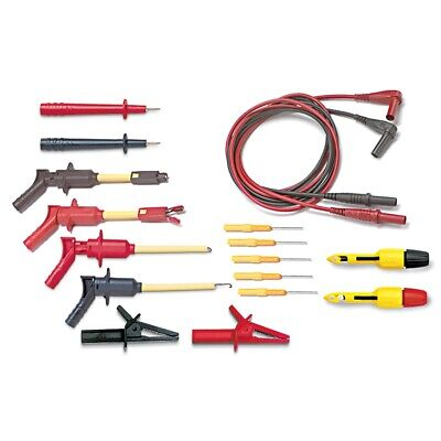 Pomona Electronics 6530 Deluxe Test Lead Kit