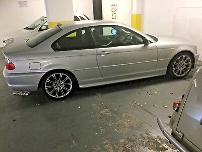 BMW 320 ci coupe sport Auto TIPTRONIC 2004 full leather one owner