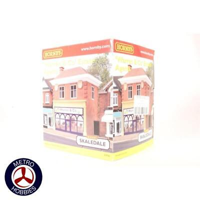 Hornby The Street - Estate Agent Warren and Co* HOR-R9765 Brand New