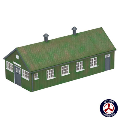 Hornby OO Ex-Barrack Rooms HOR-R9813 Brand New