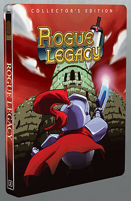 Rogue Legacy : Collector's Edition with Steelbook PC Game Gametrust Indiebox
