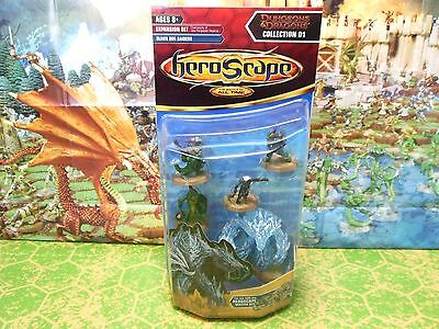 Heroscape Glaun Bog Raiders NIB Wave 11/D1 Champions of the Forgotten Realms