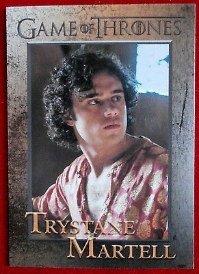 GAME OF THRONES - Season 6 - Card #85 - TRYSTANE MARTELL - Rittenhouse 2017