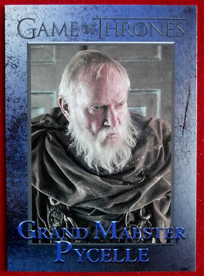 GAME OF THRONES - Season 6 - Card #68 - GRAND MAESTER PYCELLE - Rittenhouse 2017