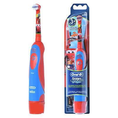 BRAUN ORAL-B DB4510K Car Stages Power Disney Toothbrush / GENUINE