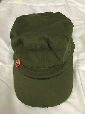 Jameson Irish Whiskey Distressed Style Army Green Cap