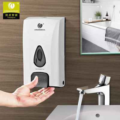 Soap Dispenser Shampoo Box Shower Wall Mount Pump Lotion Liquid Hotel Bathroom