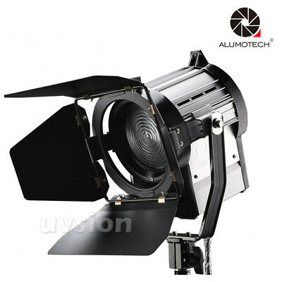 For Studio Photography Fresnel 100W LED Dimmable Spot Light Bi-color 3200/5500K