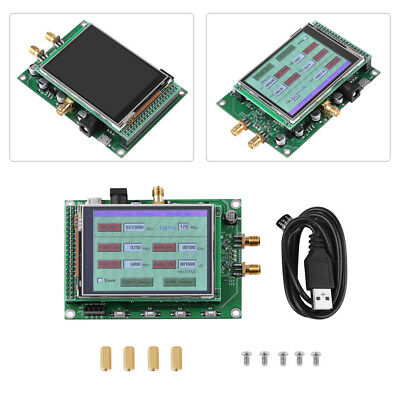 5V 54-6800MHz ADF4355 Sweep RF Signal Generator VCO Microwave Synthesizer LCD ly