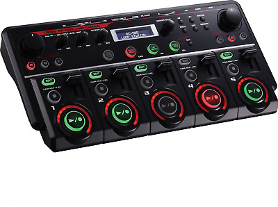 Boss Rc-505 Loop Station Looper Effects Vocal Beatbox Pedal By Roland Rc505