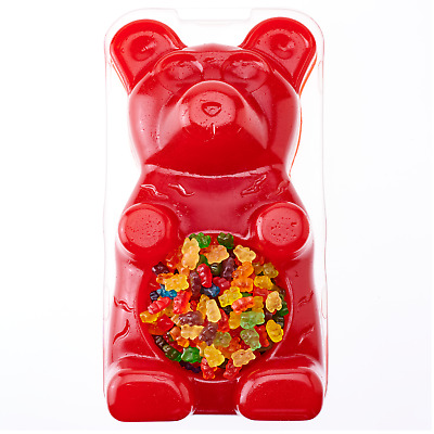 905041 20lb WORLD'S LARGEST GUMMY BEAR FROM IT'S SUGAR COMPANY ASSORTED FLAVORS!