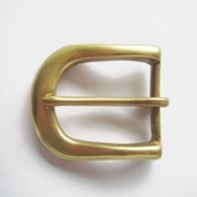 Solid Brass Pin removable BELT BUCKLE - BP100