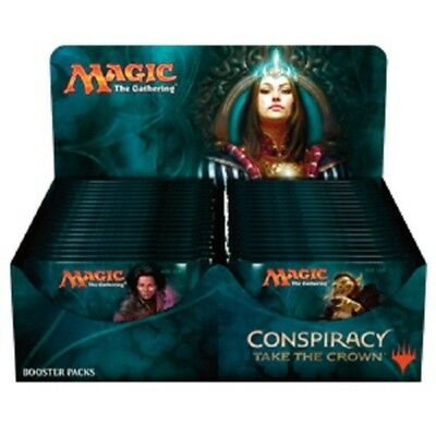 Magic the Gathering Conspiracy Take the Crown Booster Display (Englisch) Draft