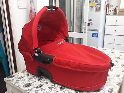 maxi cosi carrycot with raincover