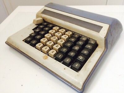 Contex Vintage Calculator