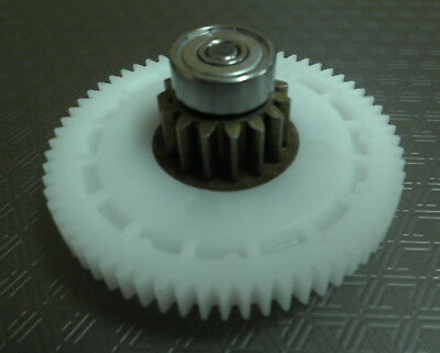 Elco CAB GBG Second 2nd Gear Cog to fit Slush Machine Gearbox - Small Bearing