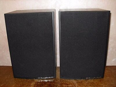 Wharfedale Diamond 8.1 Speakers - Made in England